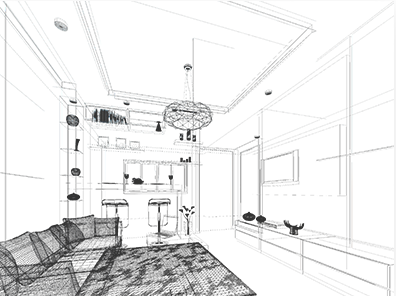 De's Interiors Interior Blueprint