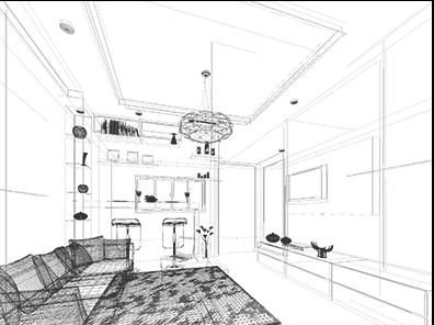 De's Interiors Interior Blueprint